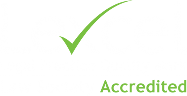 Lexcel accreditation graphic