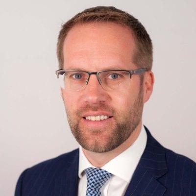 Jon Mcilveen Director for Cobleys Solicitors